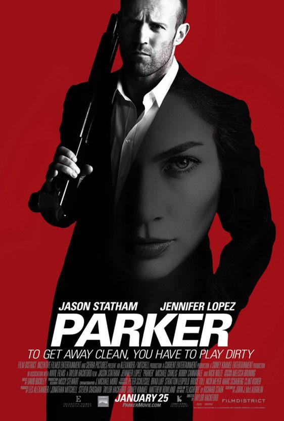 Parker Poster #1
