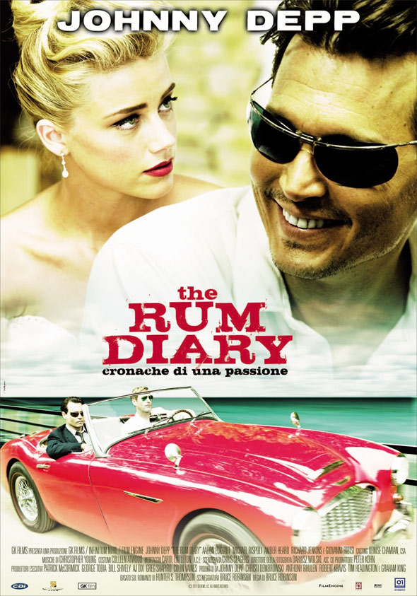The Rum Diary Poster #6