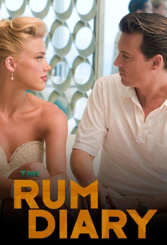 The Rum Diary Poster #1