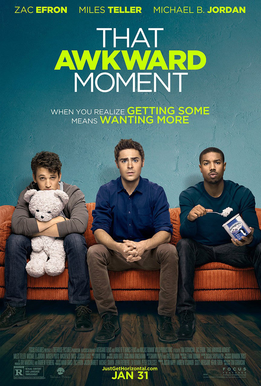That Awkward Moment Poster #2