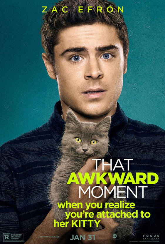 That Awkward Moment Poster #3