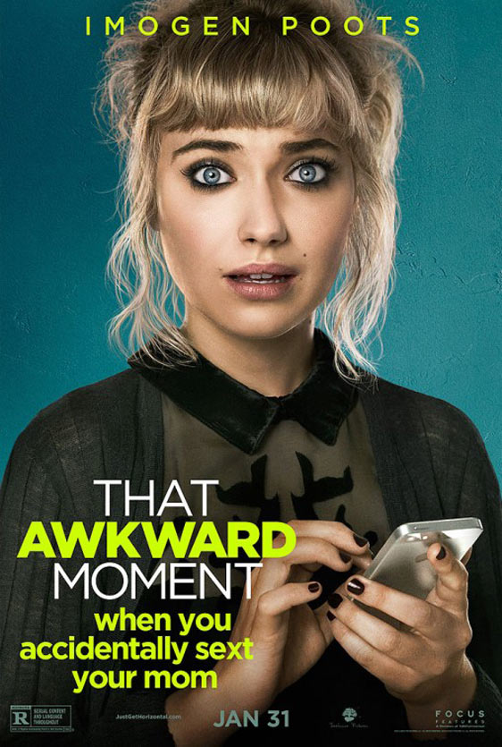 That Awkward Moment Poster #4
