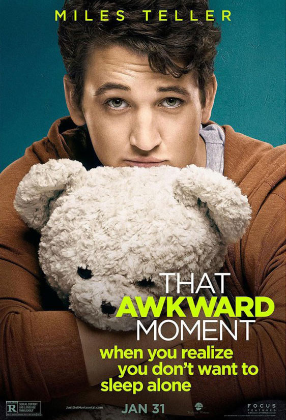 That Awkward Moment Poster #5