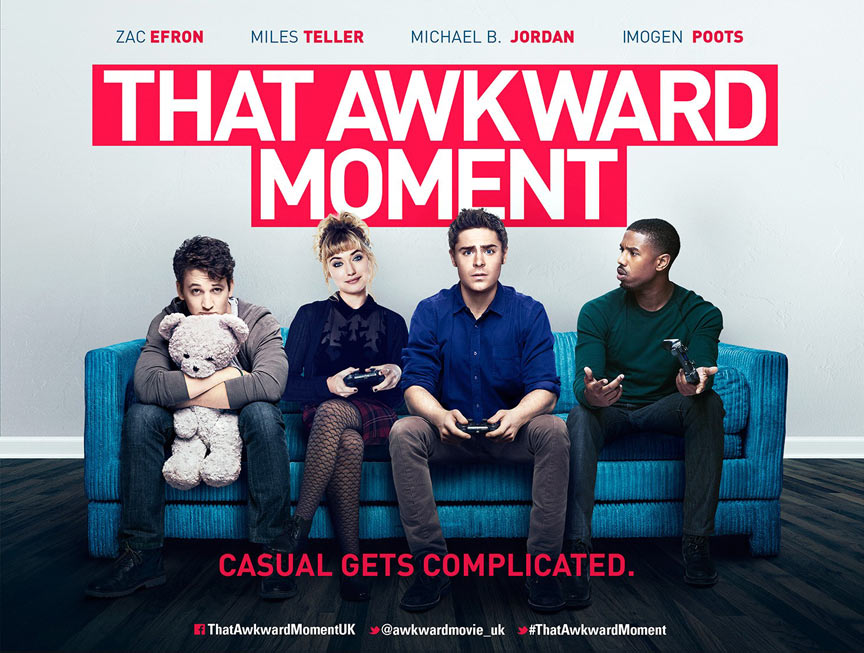 That Awkward Moment Poster #7