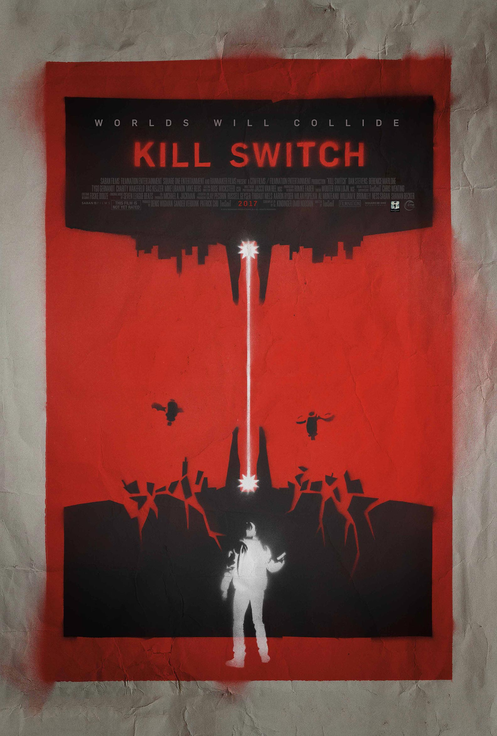 Kill Switch Poster #2