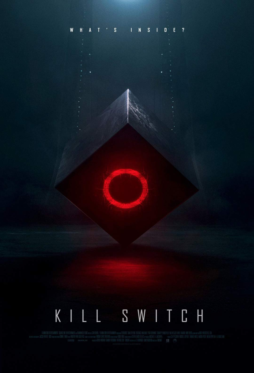 Kill Switch Poster #4