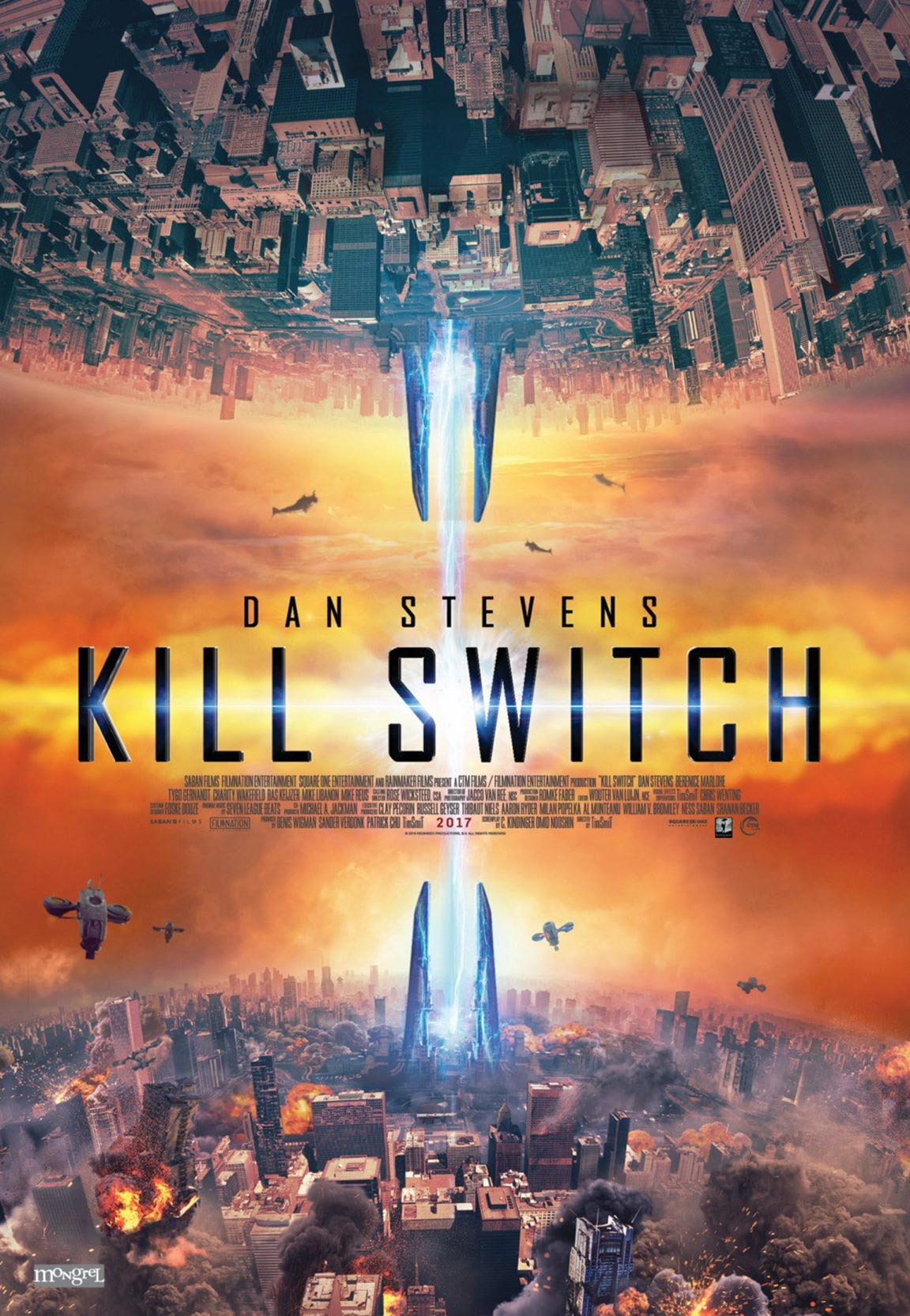 Kill Switch Poster #1