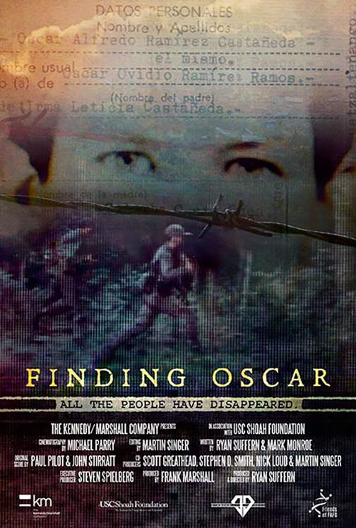 Finding Oscar Poster #1