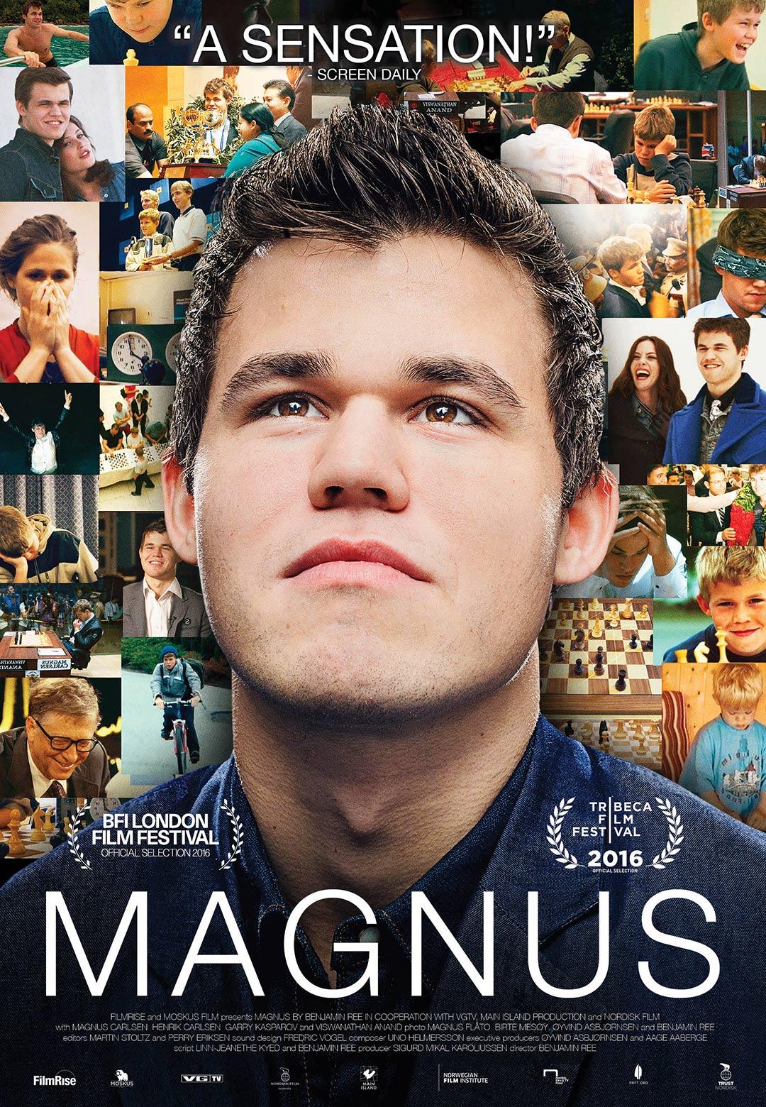 Magnus Poster #1