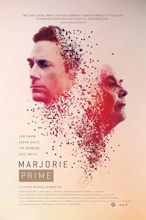 Marjorie Prime Poster #1