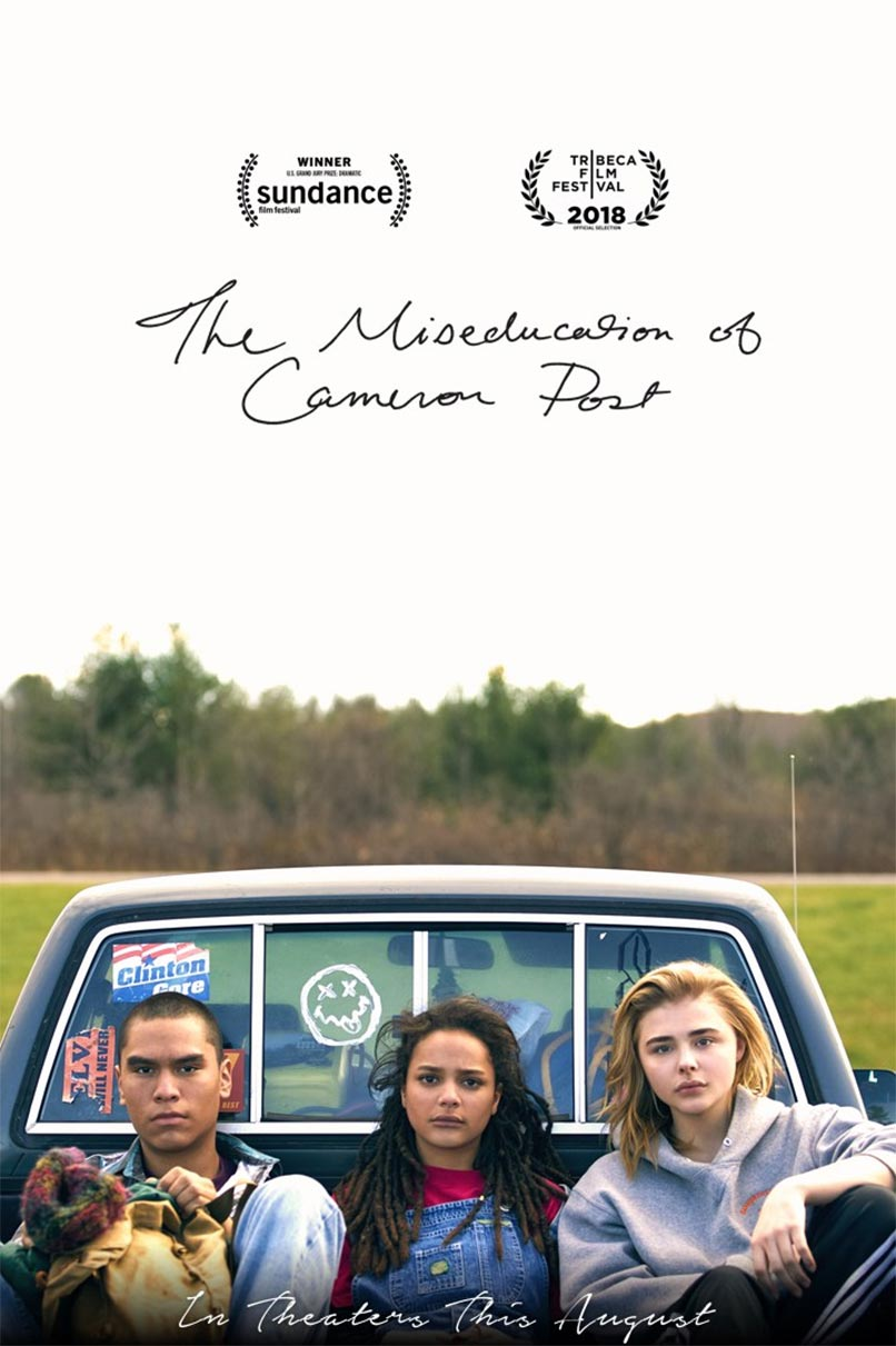 The Miseducation of Cameron Post Poster #1