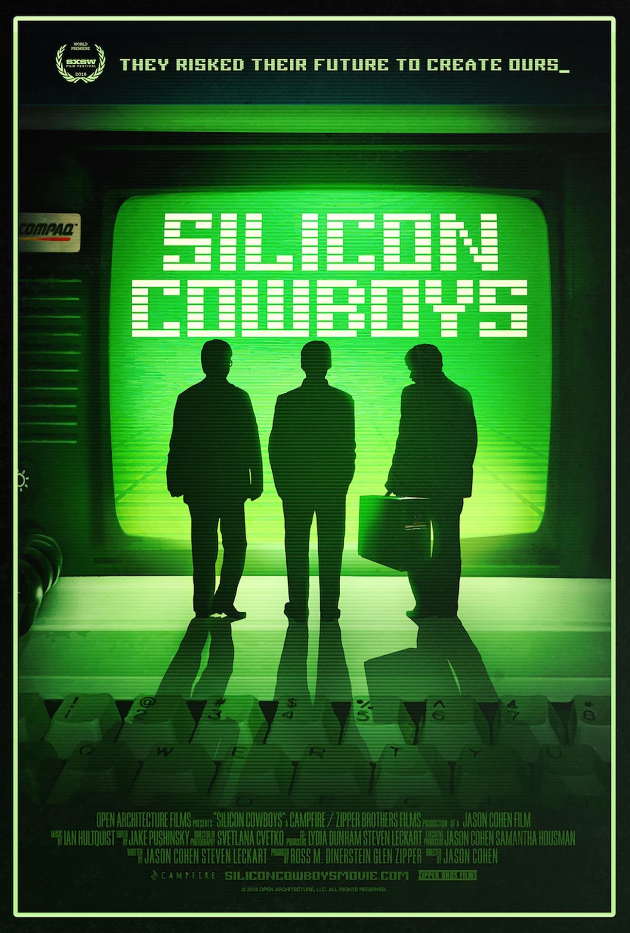 Silicon Cowboys Poster #1