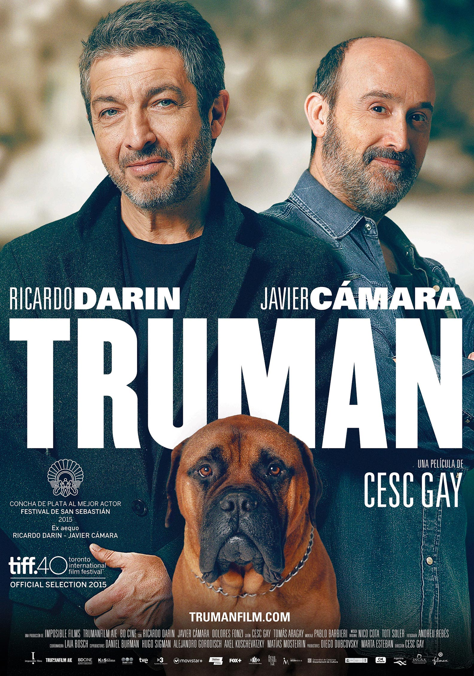 Truman Poster #1