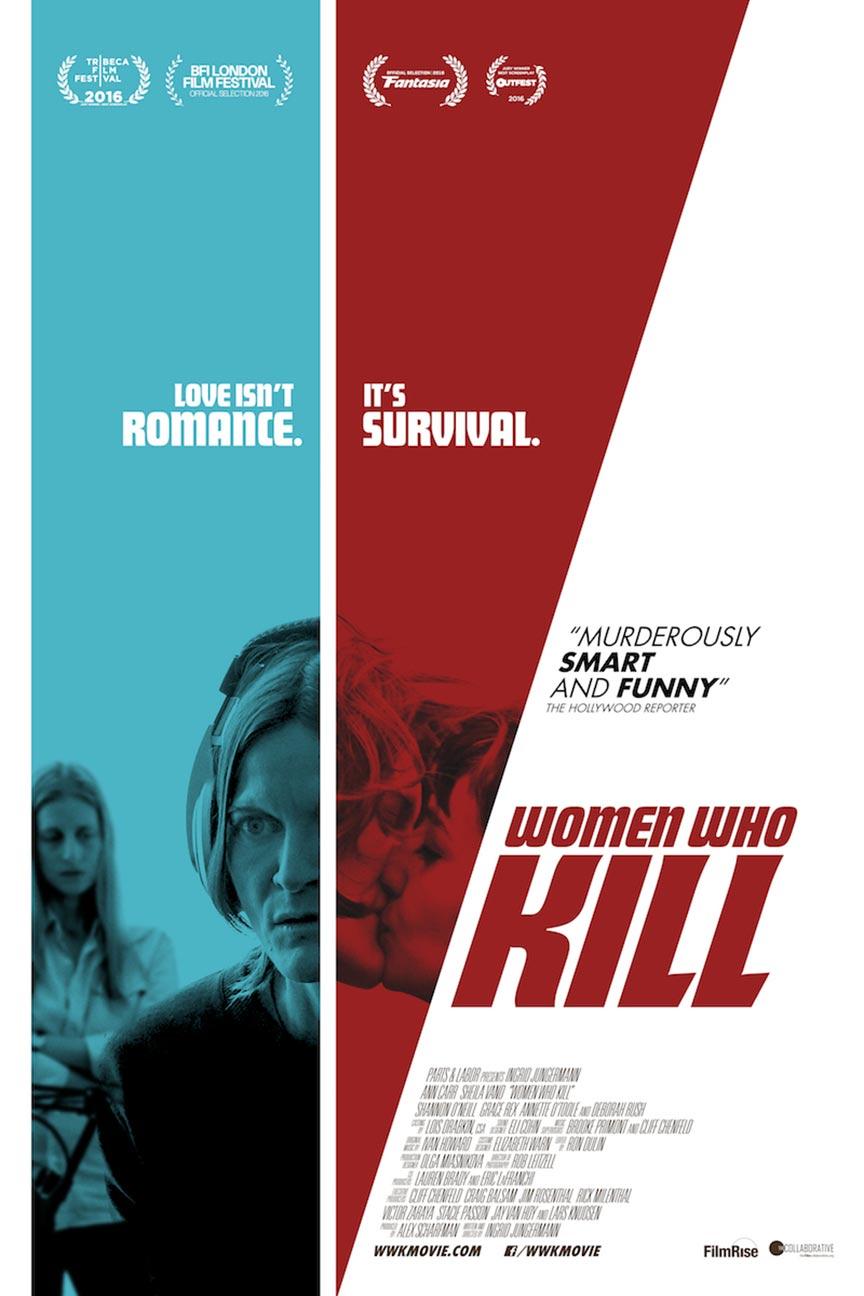 Women Who Kill Poster #1