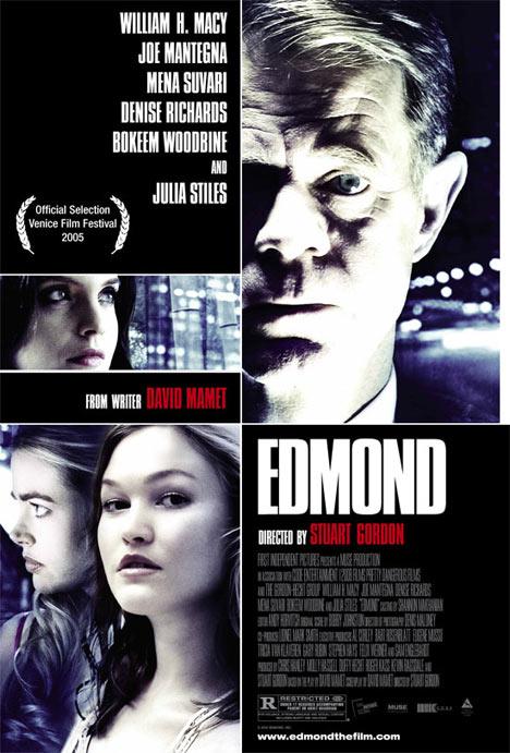 Edmond Poster #1