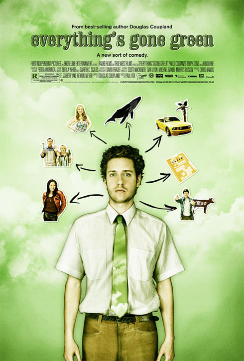 Everything's Gone Green Poster #1