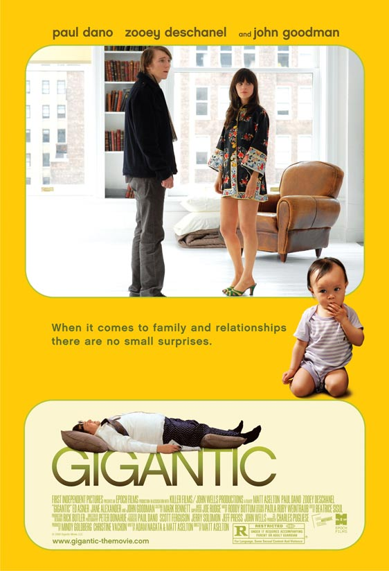 Gigantic Poster #1