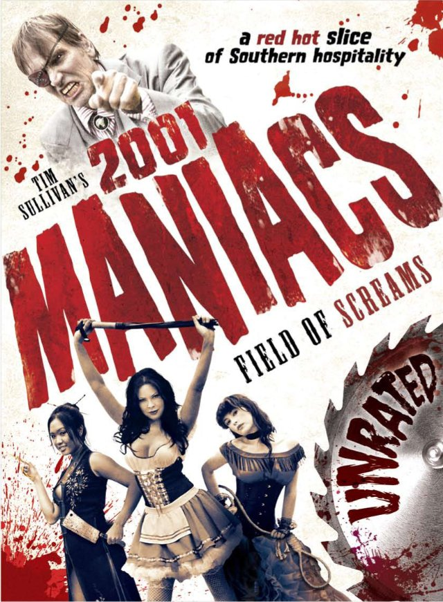 2001 Maniacs: Field of Screams Poster #1