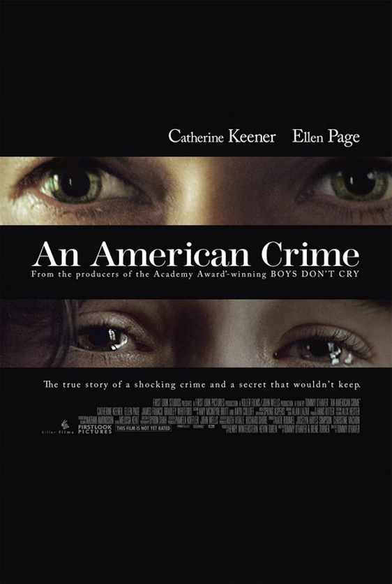 An American Crime Poster #1