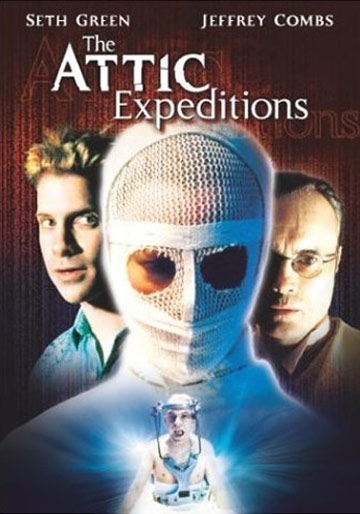 The Attic Expeditions Poster #1