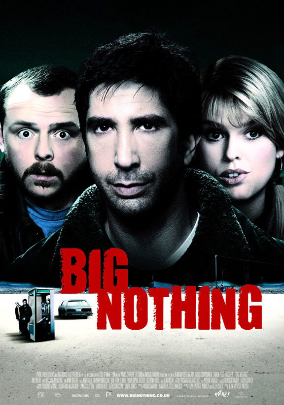 Big Nothing Poster #2