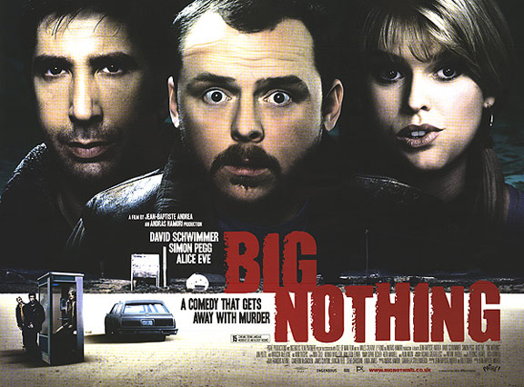 Big Nothing Poster #3