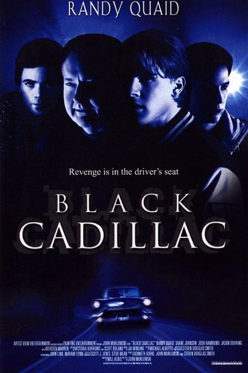 Black Cadillac Poster #1