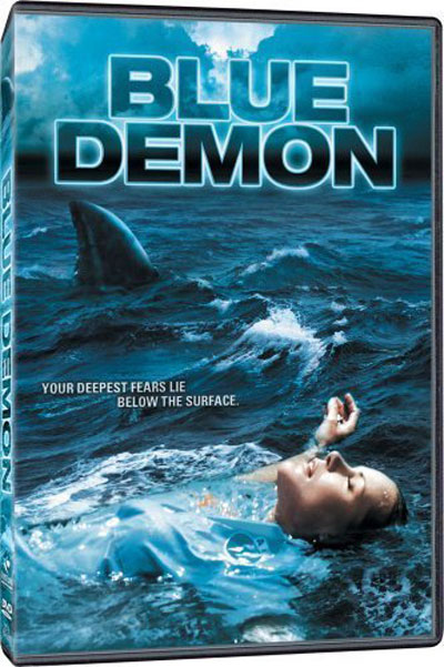 Blue Demon Poster #1