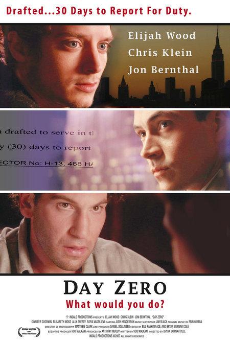 Day Zero Poster #1