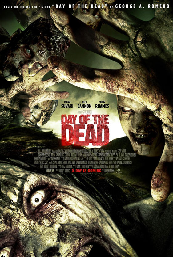 Day of the Dead Poster #2
