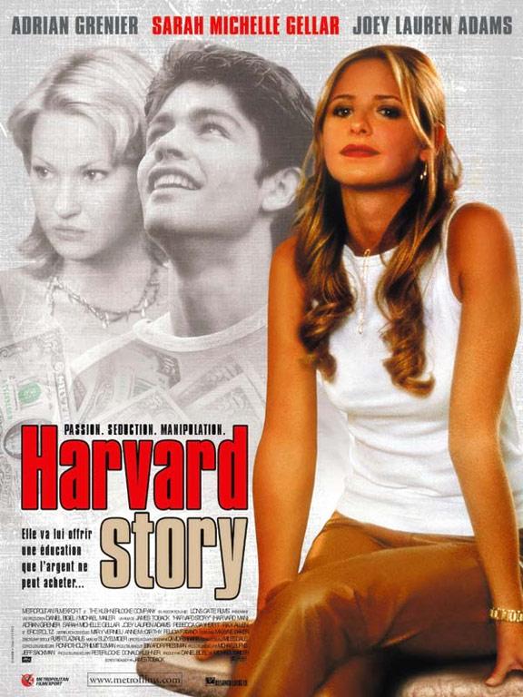 Harvard Man Poster #1
