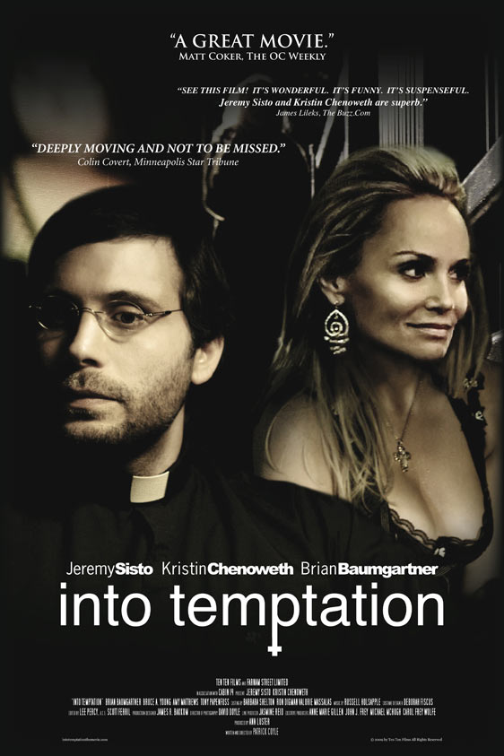 Into Temptation Poster #1