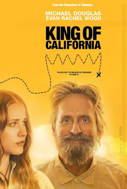King of California Poster #3
