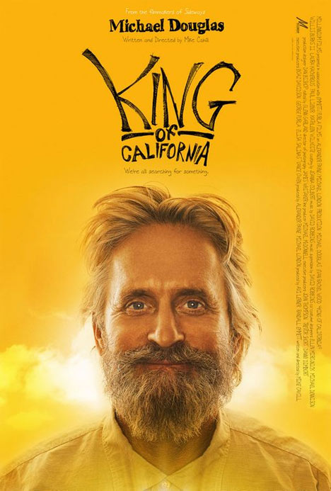 King of California Poster #1