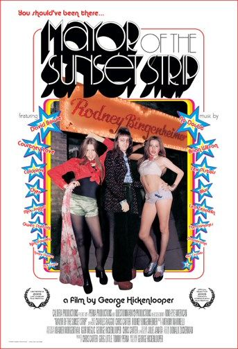 Mayor of the Sunset Strip Poster #1