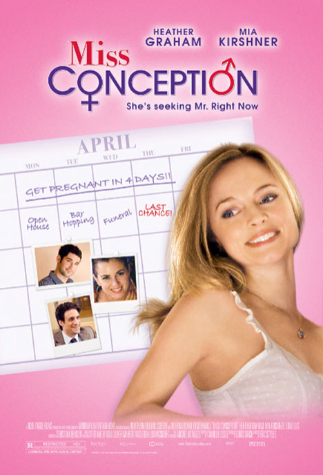 Miss Conception Poster #1