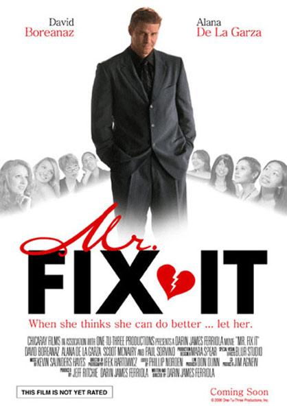 Mr. Fix It Poster #1