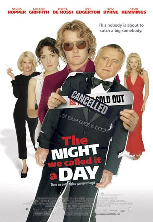 The Night We Called It a Day Poster #1