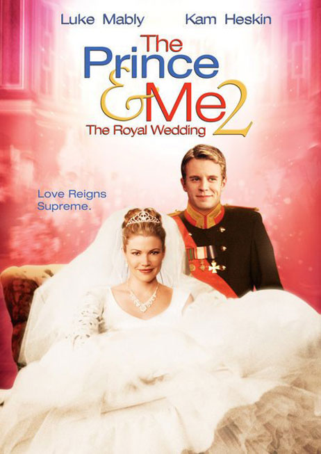 The Prince & Me II: The Royal Wedding Poster #1