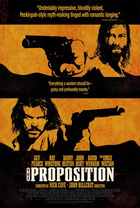 The Proposition Poster #1