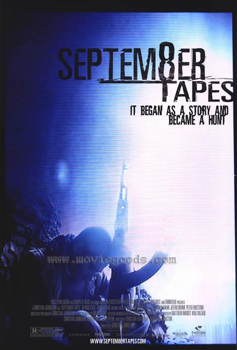 September Tapes Poster #1