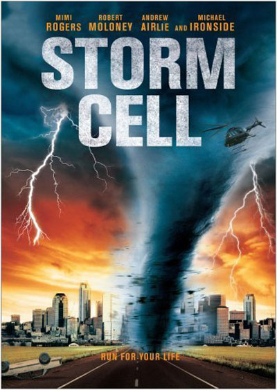 Storm Cell Poster #1
