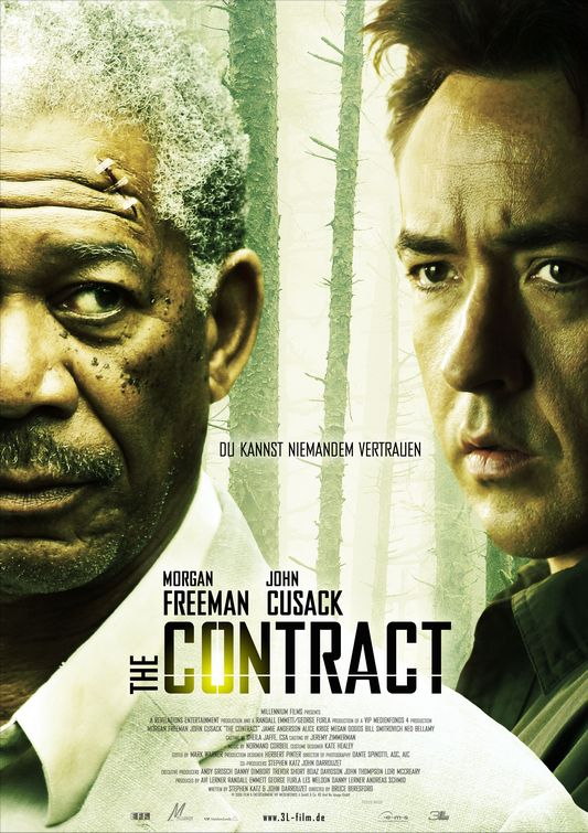 The Contract Poster #1