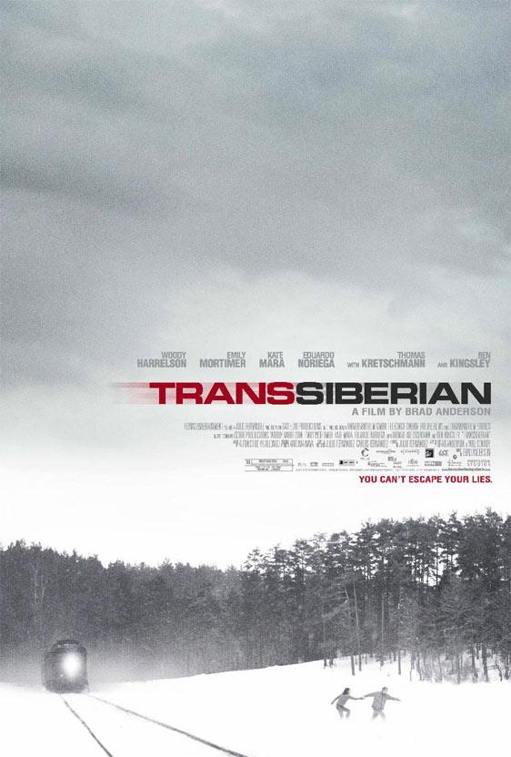 Transsiberian Poster #2