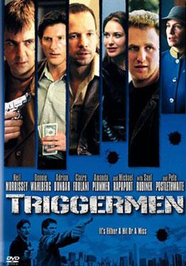 Triggermen Poster #1