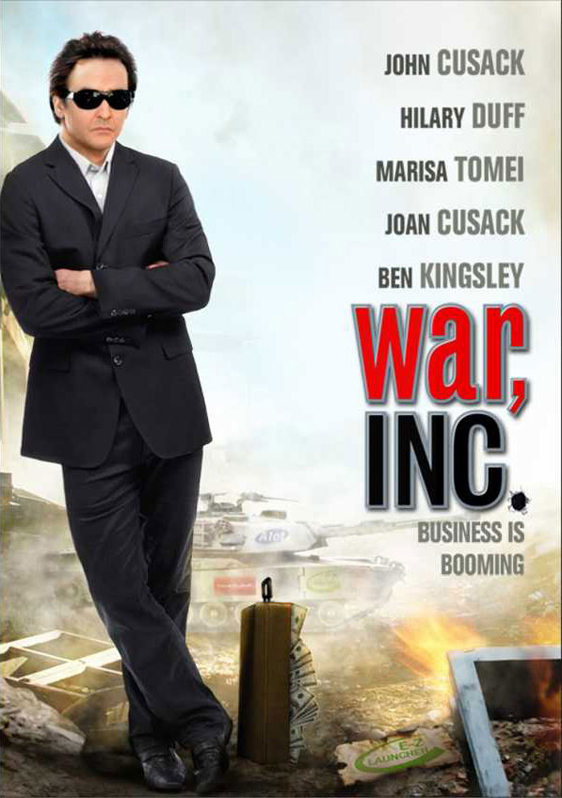 War, Inc. Poster #2