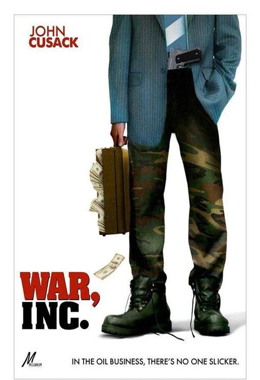 War, Inc. Poster #1