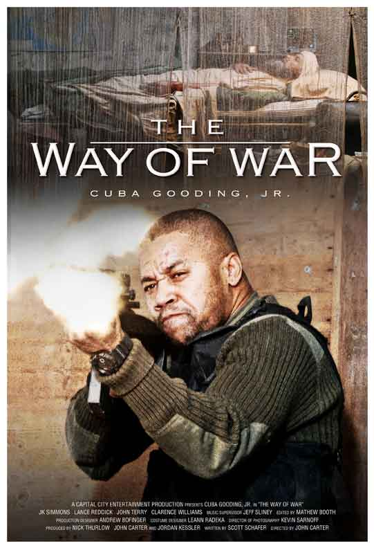 The Way of War Poster #1