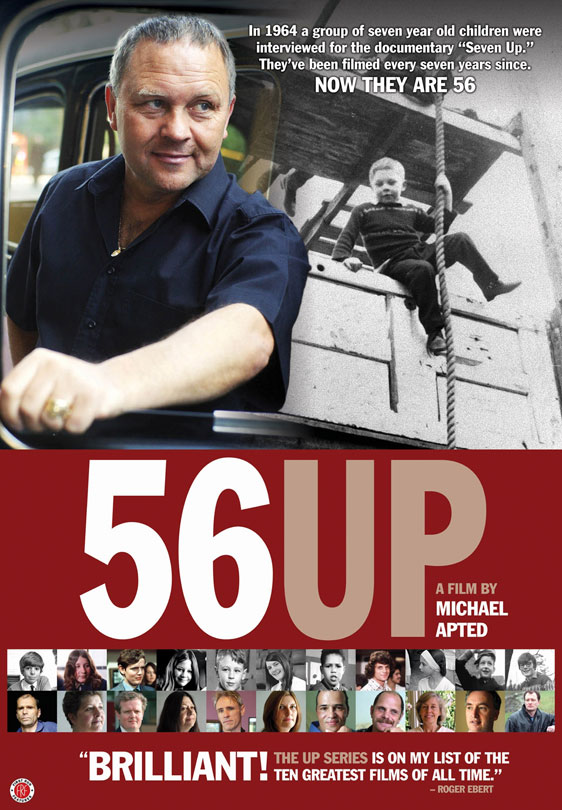 56 Up Poster #1