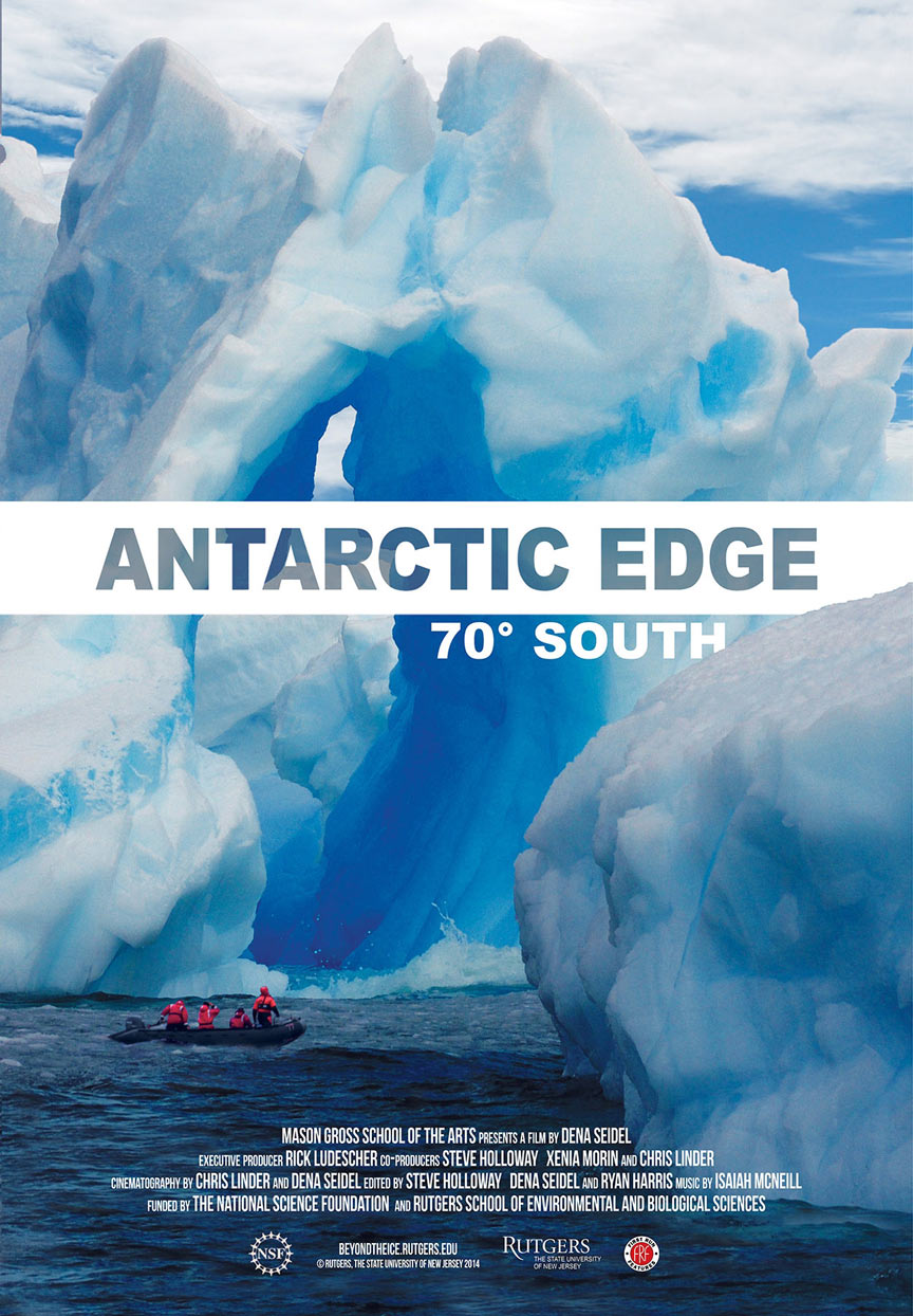 Antarctic Edge: 70° South Poster #1